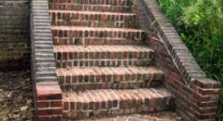 Niezawodne schody z kostki brukowej