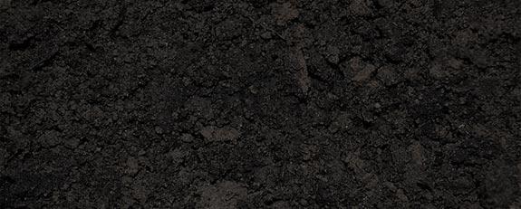 Materiał sypki - tekstura czarnizoiemu