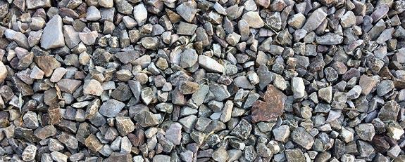 Materiał sypki - tekstura kruszywa