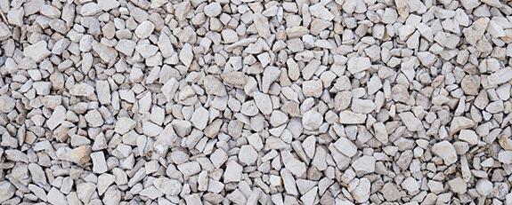 Materiał sypki - tekstura tłuczenia
