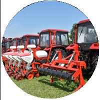 Transport maszyn rolniczych - miniatura