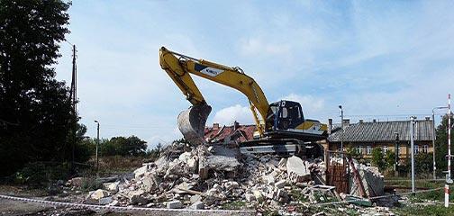 Wyburzanie i rozbiórki obiektów Szczucki