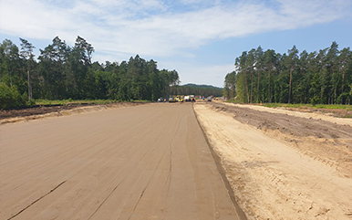 Podbudowa drogi – jak jest wykonywana?