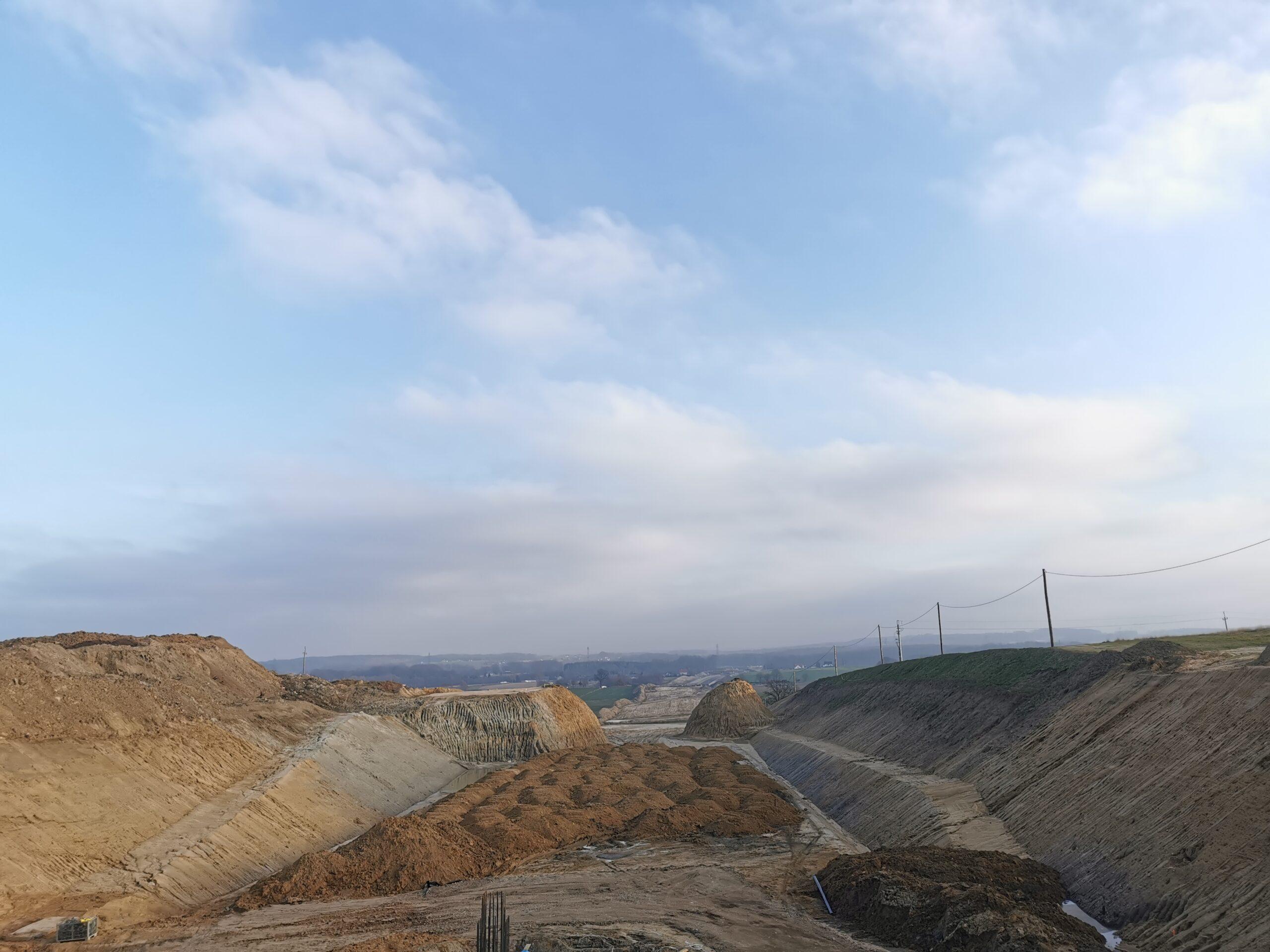 Skarpowanie terenu – poradnik od A do Z